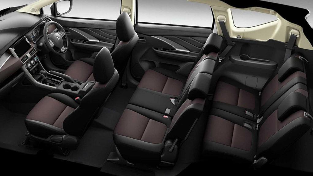 Mitsubishi Xpander Cross 2020 Interior 1