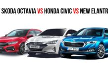New Skoda Octavia Vs Honda Civic Vs New Elantra