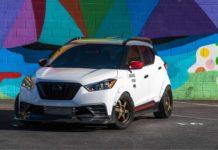 Nissan Kicks Street Sport4