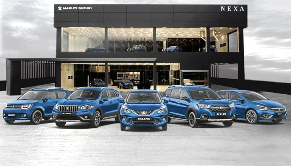 Nov 2019 Discounts On Maruti Baleno, Ciaz, Ignis, S-cross