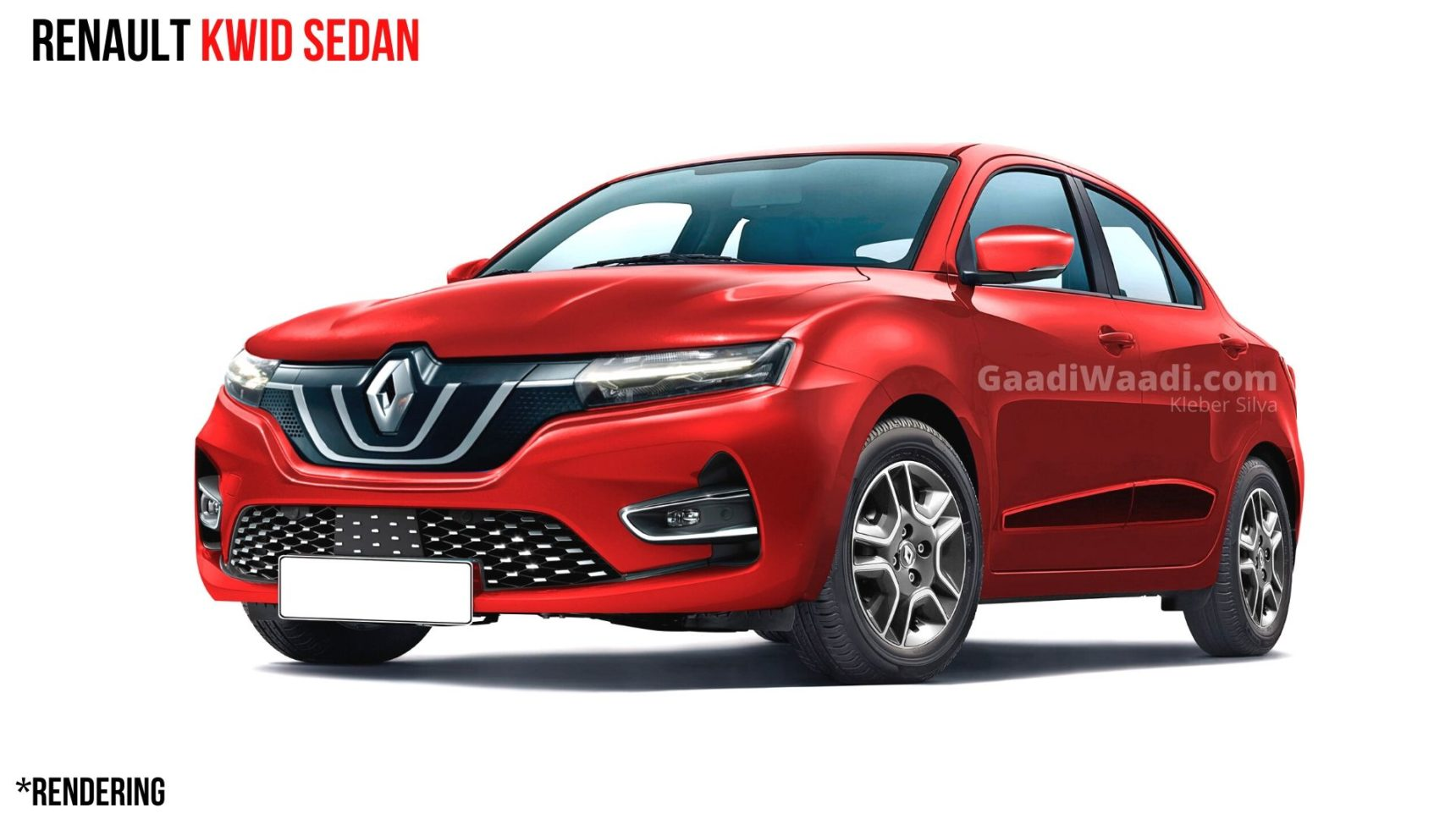 Renault Kwid-based LBA Compact Sedan Launch Expected In 5