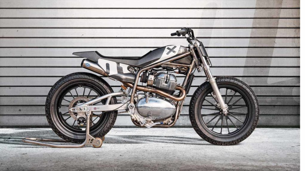 Royal Enfield Harris Flat tracker-7