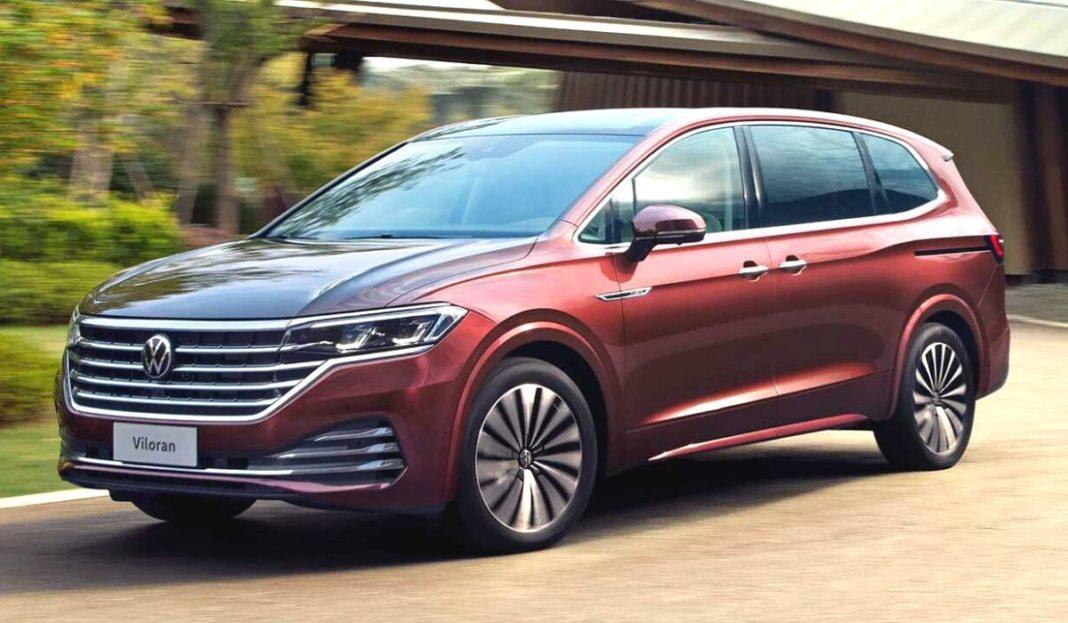 All-New Volkswagen Viloran Luxury 7-Seater MPV Debuts