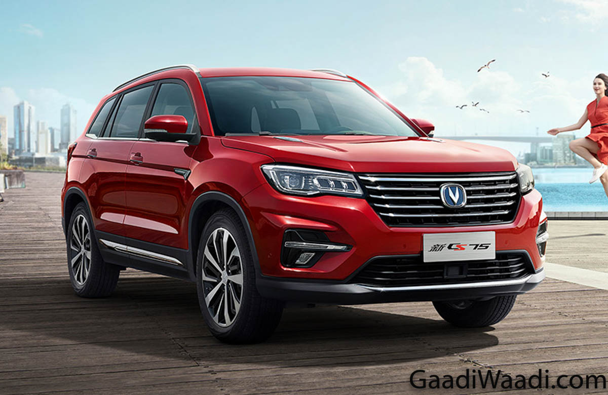 Another Chinese Brand Eyes India As 'Changan' Plans Rs. 4,000 Crore Investment - GaadiWaadi.com thumbnail