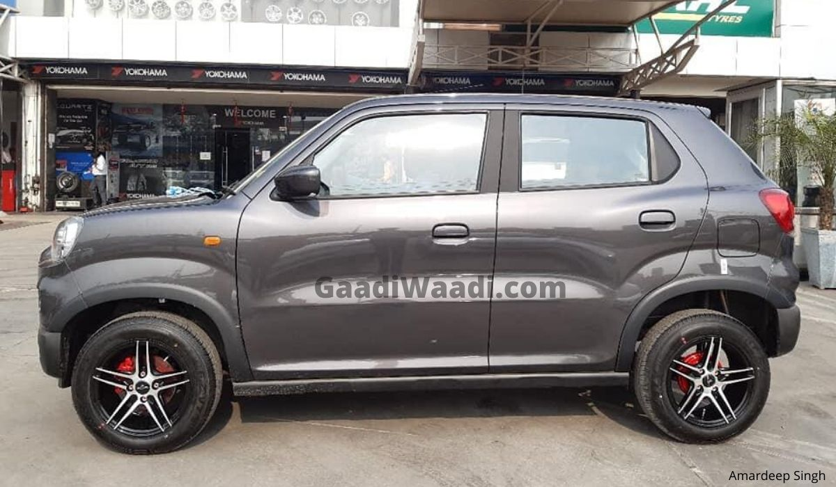 Five Star Hyundai >> This Customised Maruti Suzuki S-Presso Looks Eye Pleasing