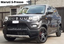 customised maruti s-presso4