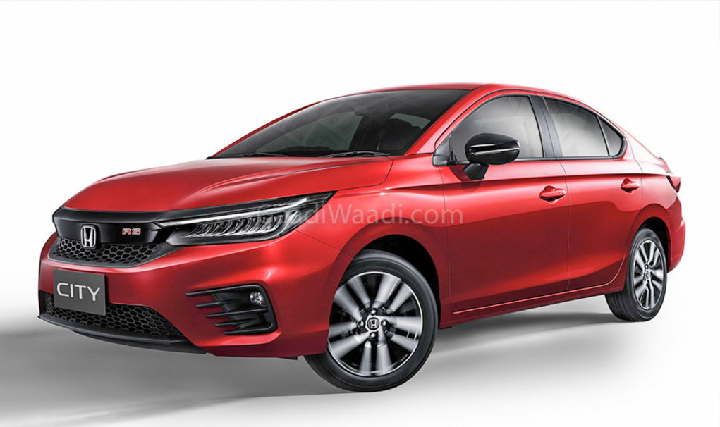 honda city 2020 rs -2