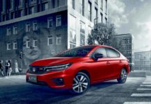 honda city 2020 rs -7