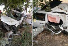 hyundai venue accident gaadiwaadi-2