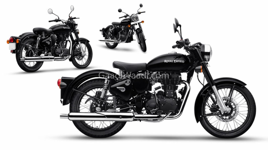 single seat royal enfield classic 350-3