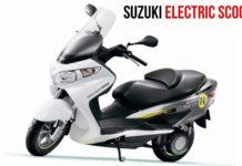 suzuki electric scooter india