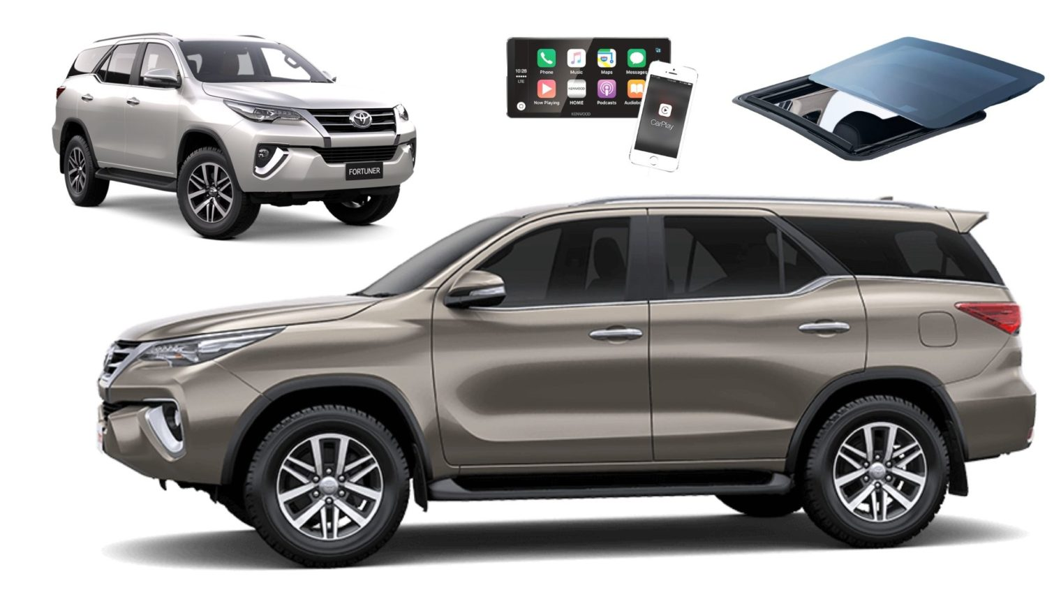 5 New Features Toyota Should Add To The Fortuner Suv