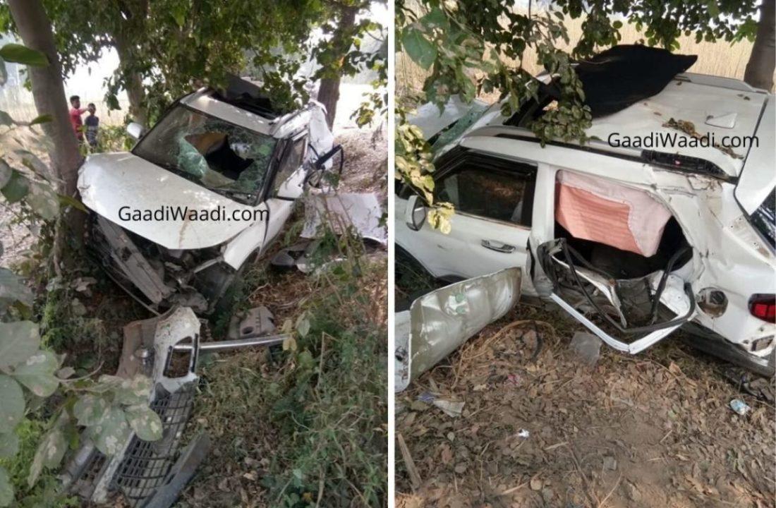 Hyundai Venue Involved In A Horrific Crash In India - Details - GaadiWaadi.com thumbnail