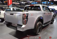2020 Isuzu D-Max V-Cross7