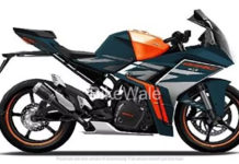 2020 KTM RC 390