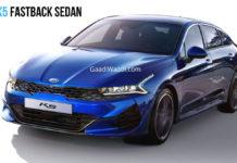 2020 Kia K5 Sedan