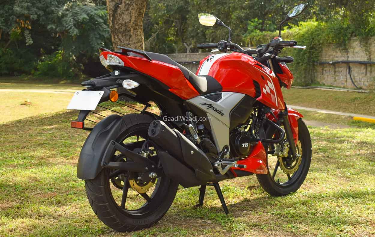 2020 Tvs Apache Rtr 160 4v First Ride Review The Best Just Got Better