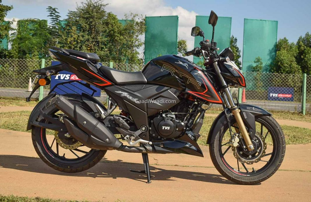 2020 apache rtr 160 200 4v bs6 review-6