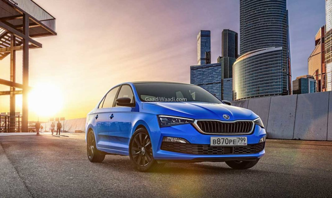 2020 skoda rapid first pics-5