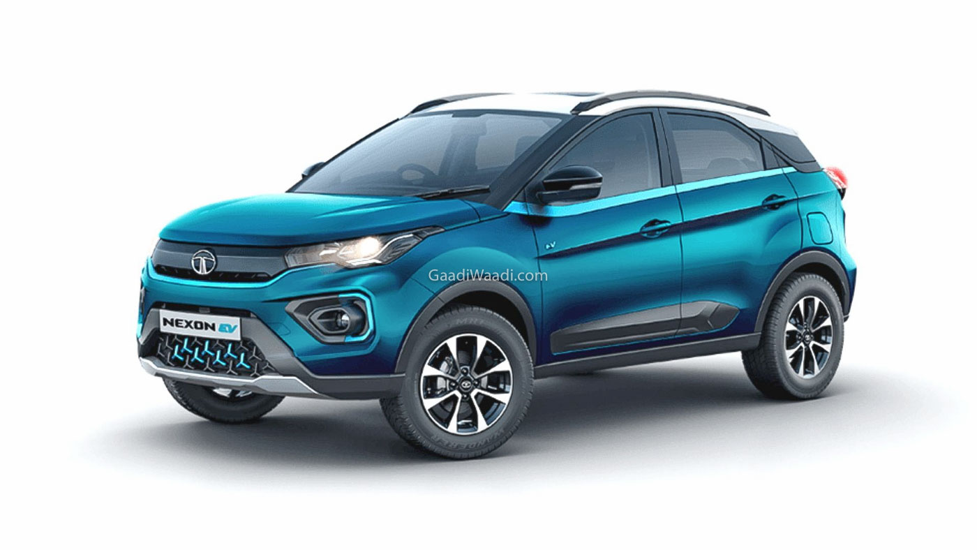 Nexon EV Is The First Tata Car With Connected Features – Details