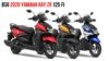 BS6 2020 Yamaha Ray ZR 125 Fi