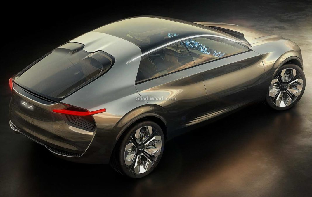 Kia Imagine High-riding Electric Sedan-2