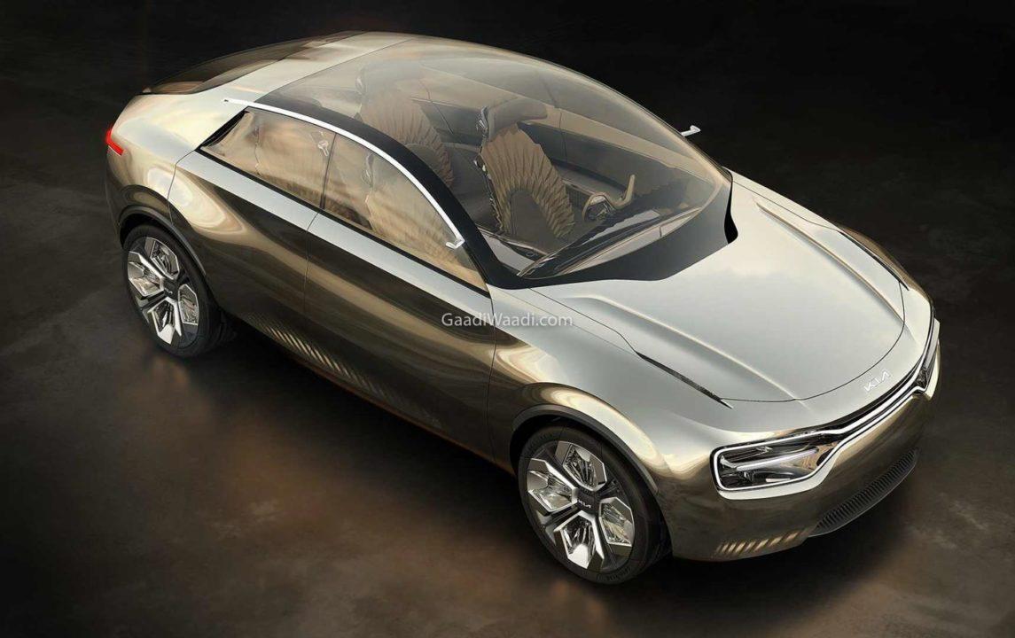 Kia Imagine High-riding Electric Sedan-6
