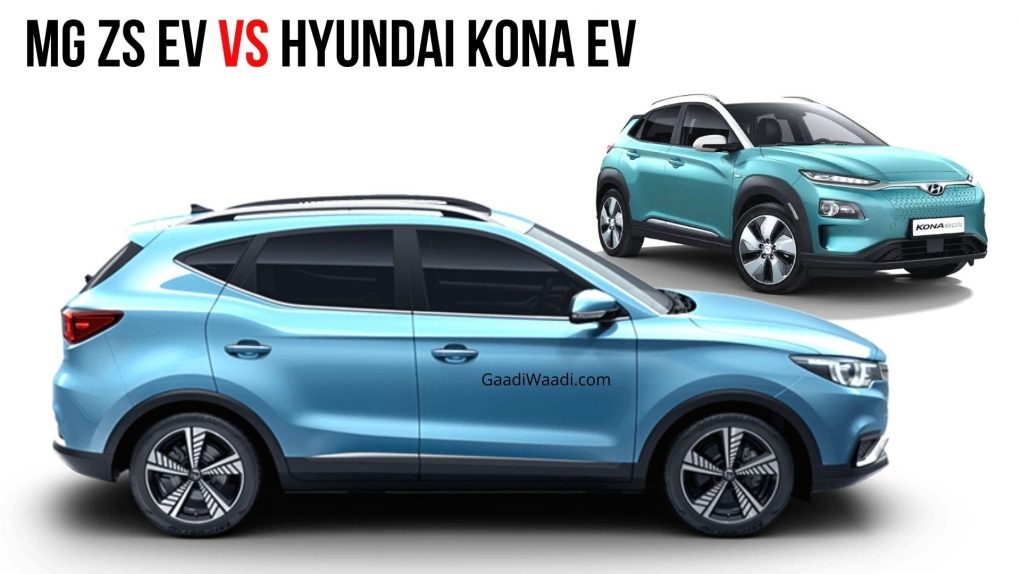 MG ZS EV vs Hyundai Kona Electric (2)
