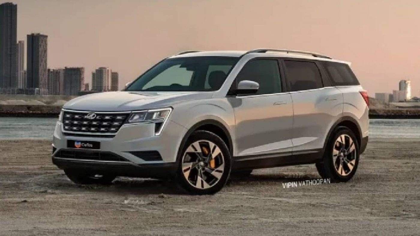 Car Lot For Sale >> Upcoming 2020 Mahindra XUV500 Rendered, Looks Smashingly Cool
