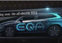 Mercedes Benz EQA Electric
