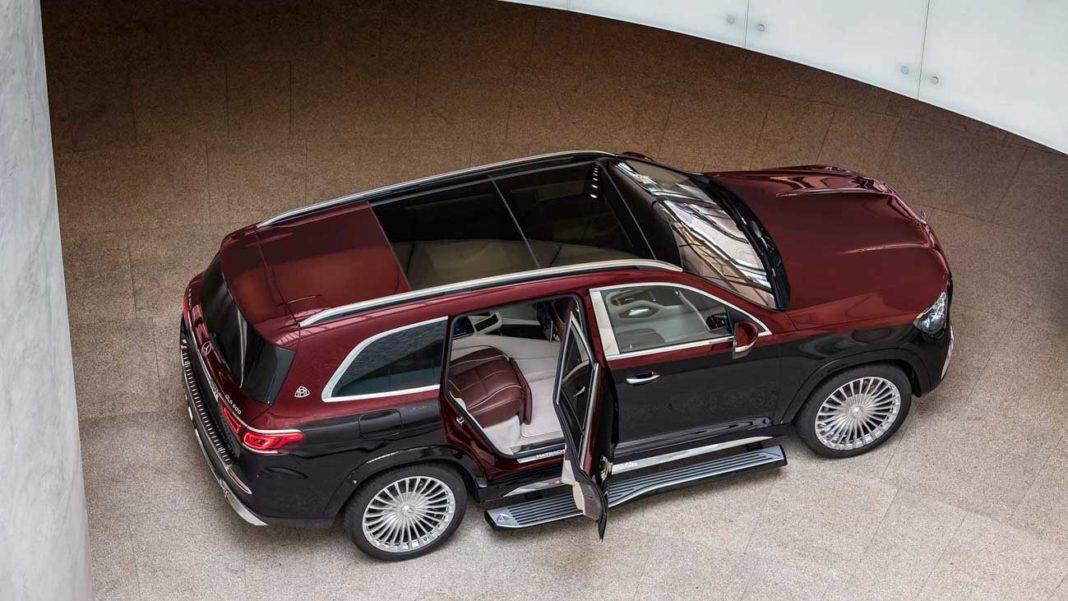 Mercedes-Maybach GLS 600 Super Luxury SUV - Walkaround Video