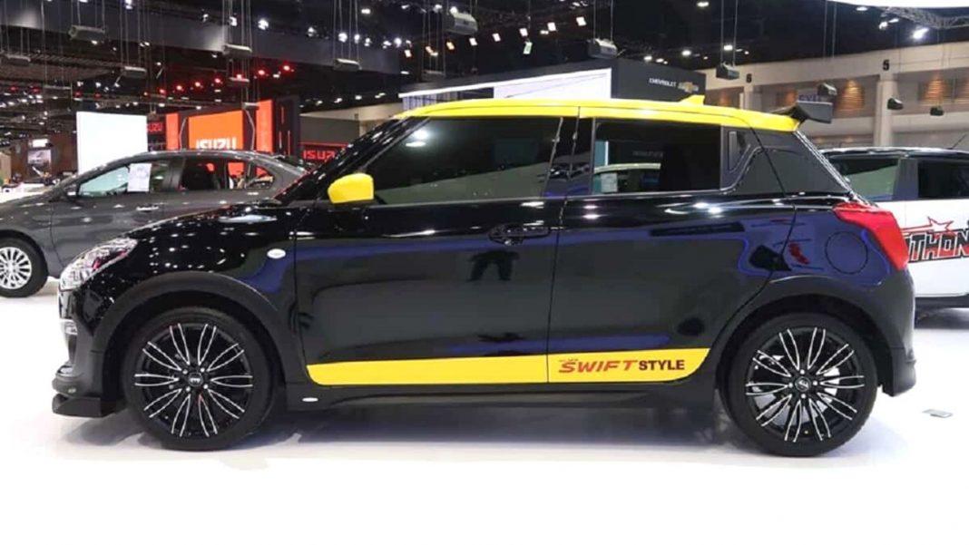 Modified Suzuki Swift1