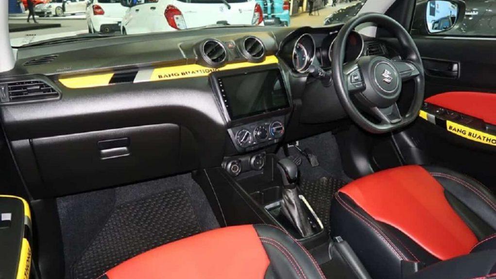 Modified Suzuki Swift4
