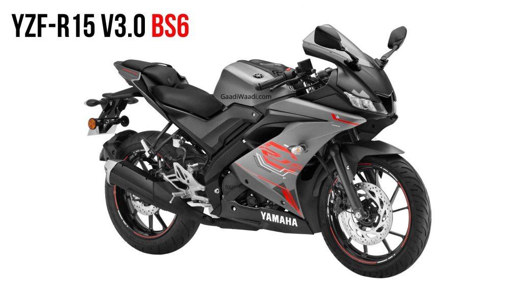 YZF-R15 V3.0 BS6