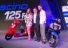 Yamaha Facino 125