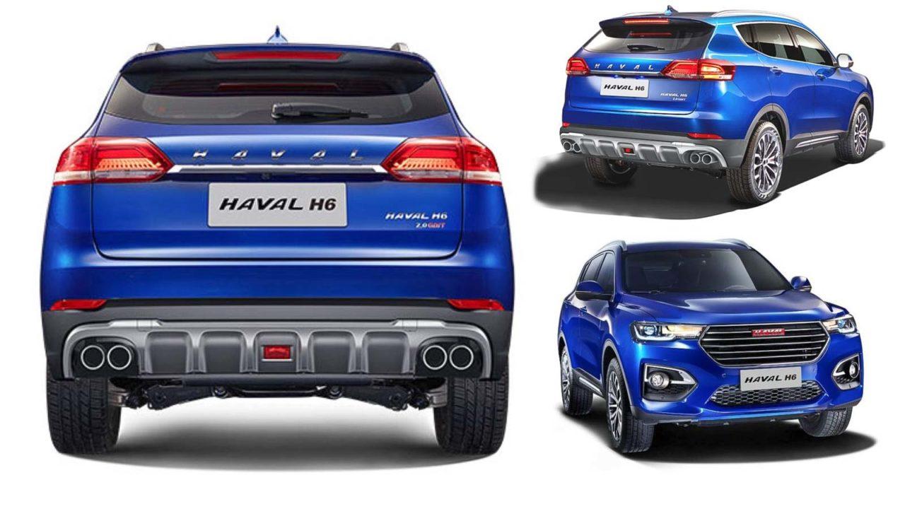 haval h6 2020 auto expo-1