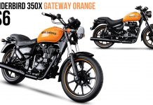 thunderbird 350x gateway orange