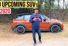 upcoming 20 suv