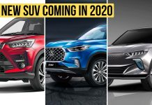 upcoming suv 2020