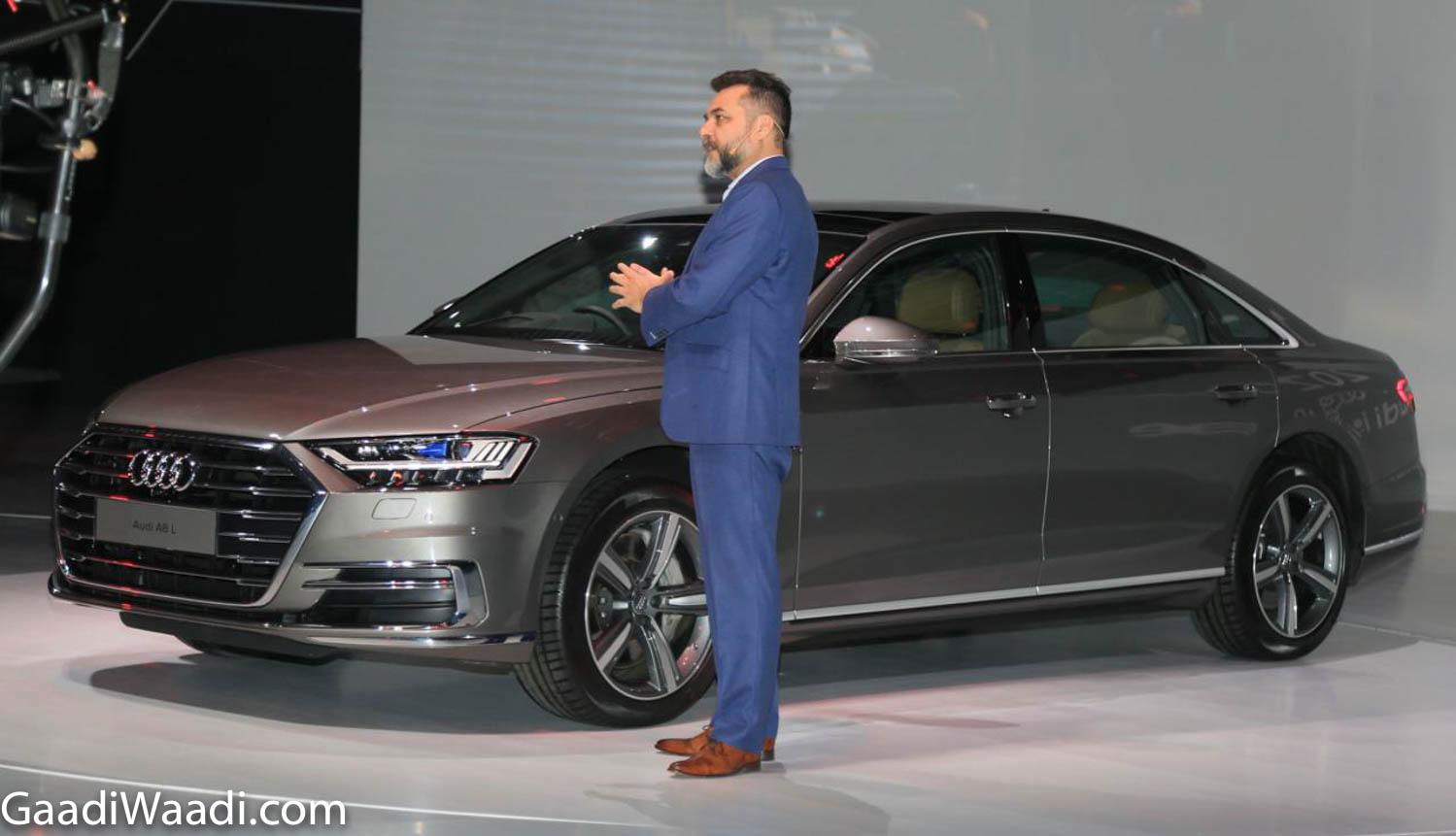Kelebihan Audi A8L Spesifikasi