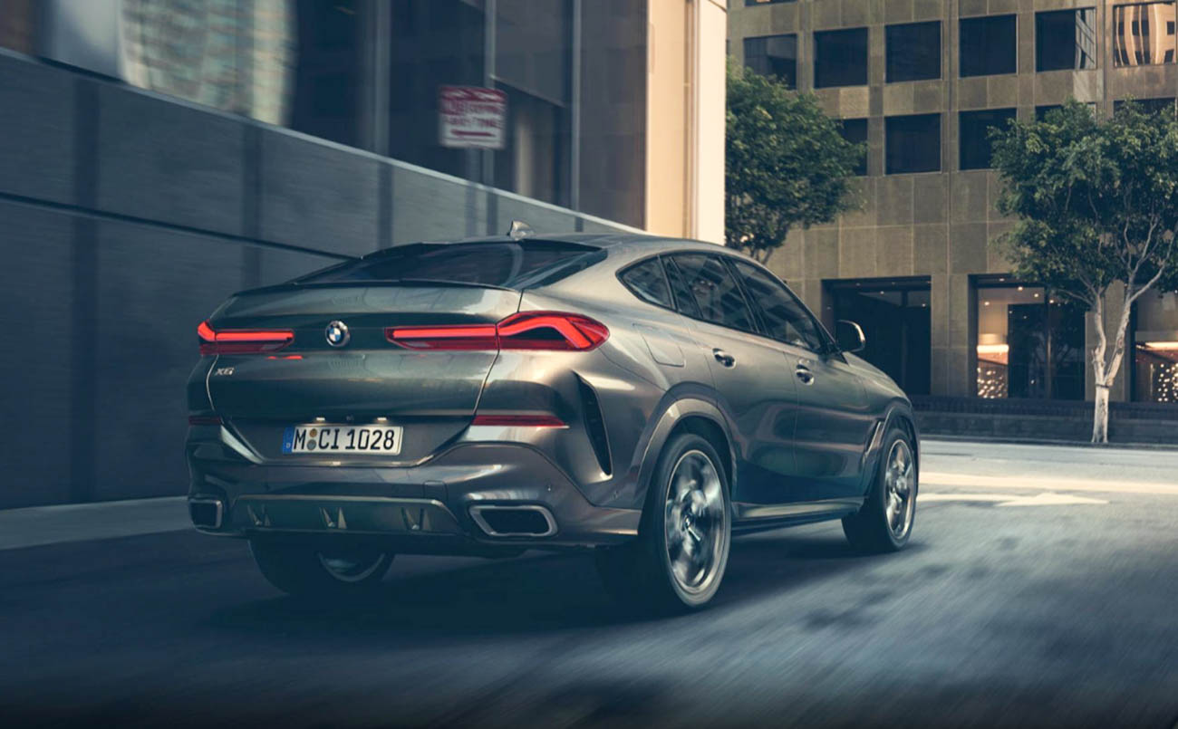 Bookings Commenced For 2020 BMW X6, Set To Be Launched Soon