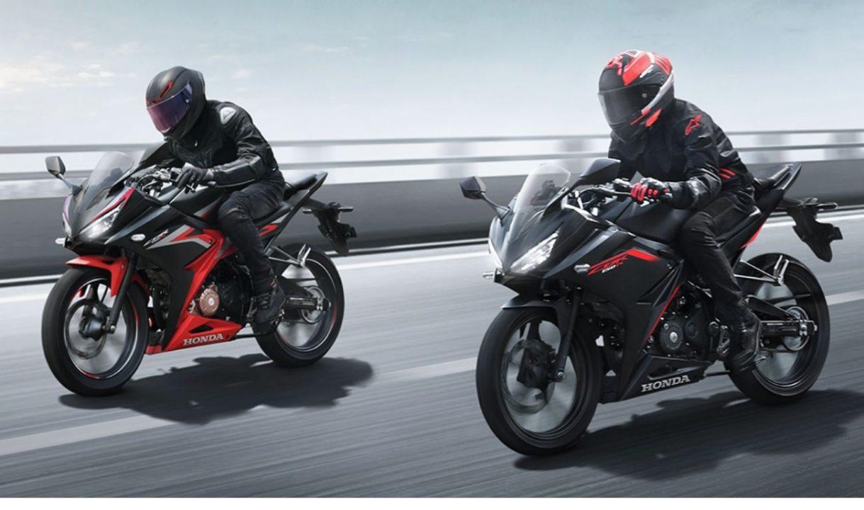 2020 Honda CBR 150R5