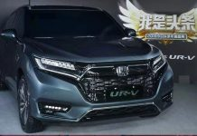 2020 Honda UR-V China 1