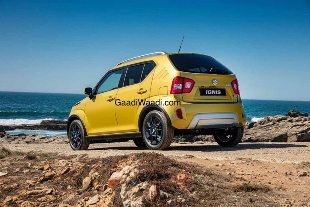 Exclusive: 2020 Maruti Suzuki Ignis Facelift Production Begins In India
