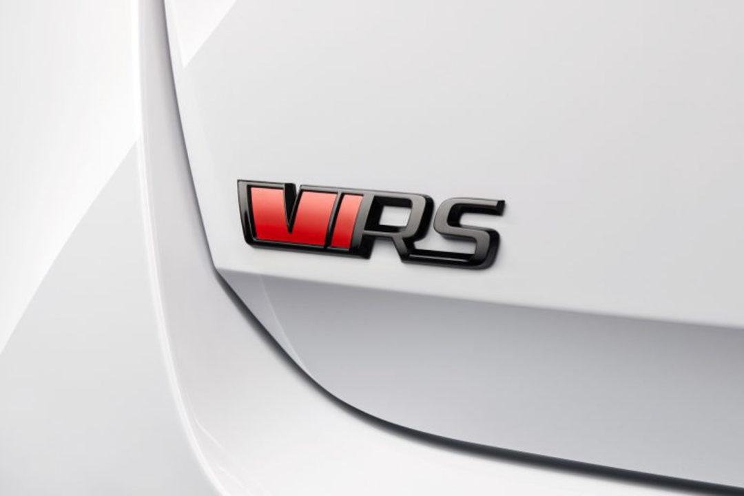 2020 Skoda Octavia iV RS