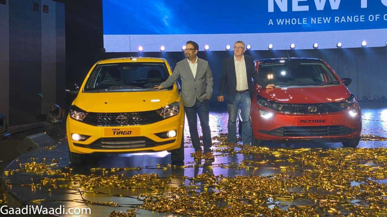 2020 Tata Tiago, Tigor, Nexon Launched 3