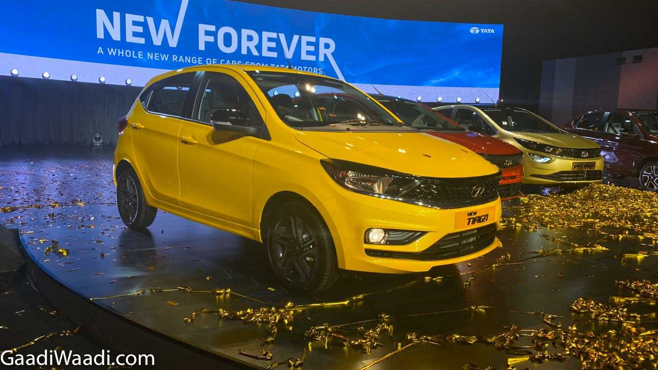 BS6 2020 Tata Tiago, Tigor And Nexon Facelifts Launched In India