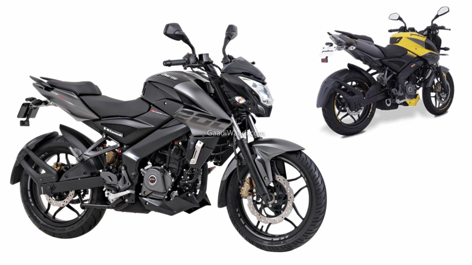 Bajaj confirma y ya muestra la NS200 en versión 2021