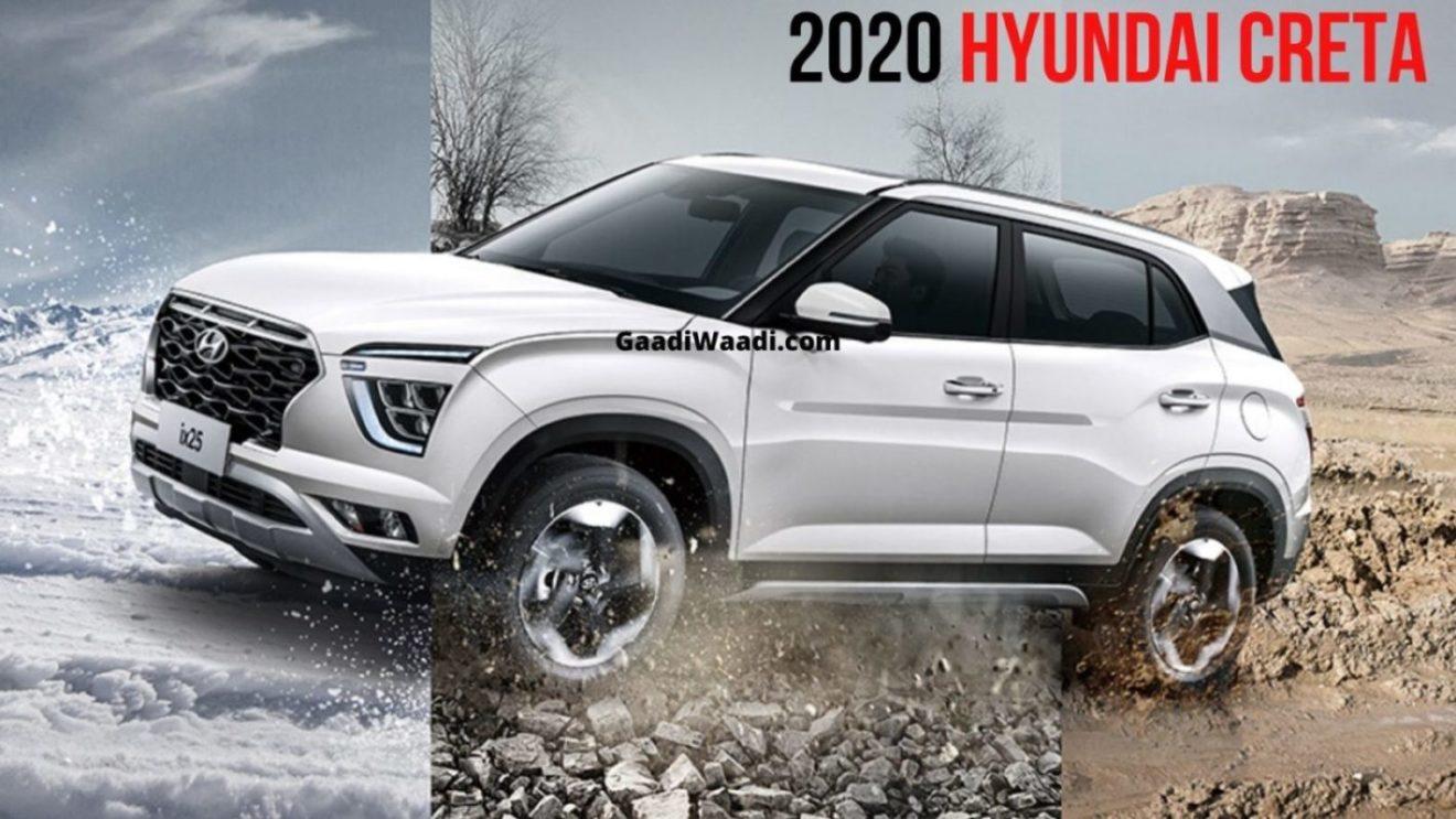 2020 New Hyundai Creta To Launch In Mid-March In India