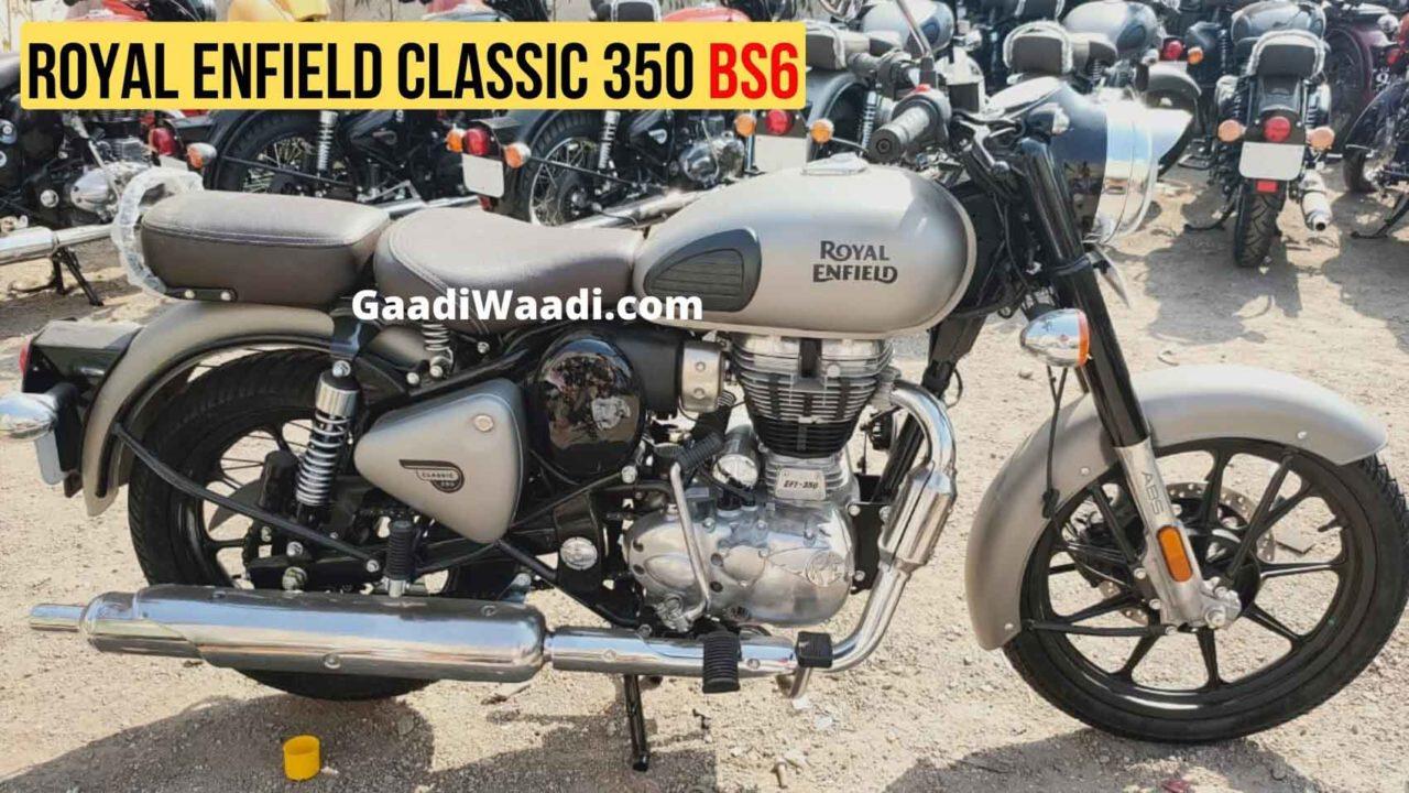 2020 royal enfield classic 350 bs6 gunmetal grey -2